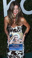 BEVERLY HILLS, CA, USA - OCTOBER 02: Claiborne Swanson Frank arrives at Michael Kors Launch Of Claiborne Swanson Franks's 'Young Hollywood' Book held at a Private Residence on October 2, 2014 in Beverly Hills, California, United States. (Photo by Xavier Collin/Celebrity Monitor)