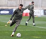 Atletico de Madrid's Jose Maria Gimenez during training session. February 11,2021.(ALTERPHOTOS/Atletico de Madrid/Pool)
