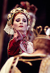 Derek Deane's production of Alice In Wonderland for English National Ballet. Lisa Pavane as The Queen of Hearts.