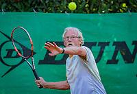Hilversum, The Netherlands,  August 23, 2019,  Tulip Tennis Center, NSK, Kees de Boer (NED)<br /> Photo: Tennisimages/Henk Koster