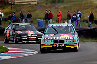 1992 British Touring Car Championship #5 Ray Bellm (GBR). M Team Shell Racing with Listerine. BMW 318is Coupe.
