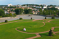 Jardins de la Cité - Limoges