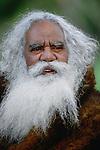 Burnum Burnum, poet and activist, Australia
