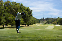 STANFORD, CA - APRIL 24: Katherine Zhu at Stanford Golf Course on April 24, 2021 in Stanford, California.