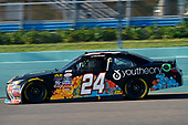 NASCAR XFINITY Series<br /> Ford EcoBoost 300<br /> Homestead-Miami Speedway, Homestead, FL USA<br /> Saturday 18 November 2017<br /> Corey LaJoie, youtheory Toyota Camry<br /> World Copyright: Nigel Kinrade<br /> LAT Images