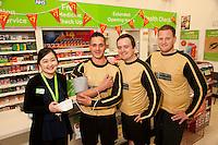 Newark Pharmacy footballers