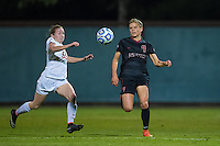STANFORD, CA - November 21, 2014: Laura Liedle during the Stanford vs Arkansas women's second round NCAA soccer match in Stanford, California.  The Cardinal defeated the Razorbacks 1-0.