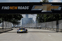 Chevrolet Racing and Chevrolet introduce IMSA limited edition Corvette street cars.