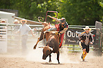 VHSRA - New Kent, VA - 5.18.2014 - Rough Stock and Muttin Bustin'