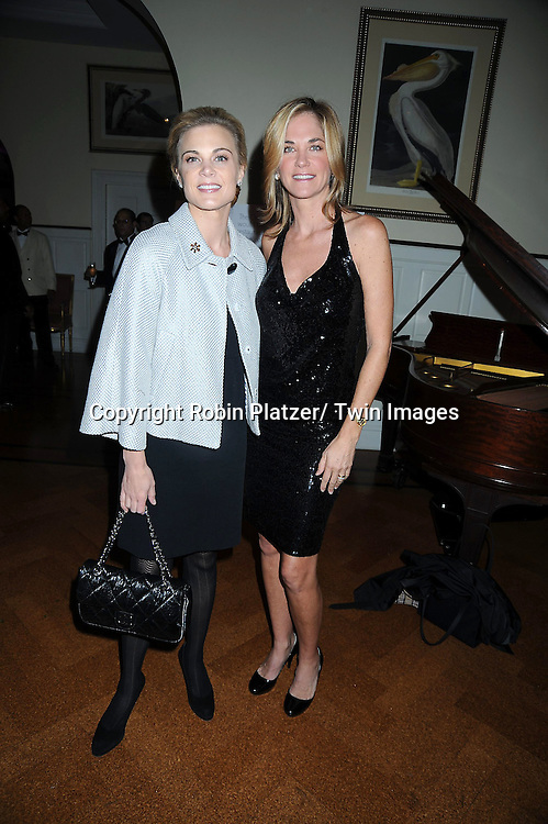 """Gina Tognoni and Kassie DePaiva attending The The Center for Hearing and Communication Centennial  """"Hear for the Future"""" Gala on October 18, 2010 at 583 Park Avenue in New York City."""