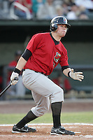 August 14, 2009: Nick Ciolli of the Great Falls Voyagers. The Voyagers are Pioneer League affiliate for the Chicago White Sox. Photo by: Chris Proctor/Four Seam Images