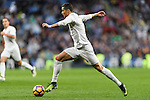 Cristiano Ronaldo of Real Madrid in action during the La Liga match between Real Madrid and Real Sporting de Gijon at the Santiago Bernabeu Stadium on 26 November 2016 in Madrid, Spain. Photo by Diego Gonzalez Souto / Power Sport Images