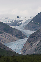 Gletscher, Festlandsgletscher, Eis, Nigardsbreen, Nigardbreen, Jostedalsbreen, Jostetal, Jostedalsbreen-Nationalpark, Nationalpark, Norwegen. Nigardsbreen, Jostedalsbreen glacier, Jostedal Glacier, glacier, ice, Norway