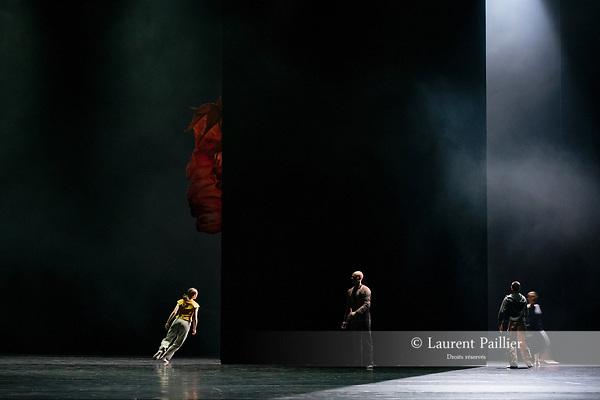 Laurent Paillier / Le Pictorium - 06/02/2019  -  France / Paris  -  LES NOCES<br /><br />CREATION 2019<br />TEXTE ET MUSIQUE TEXT AND MUSIC Igor Stravinsky (1923)<br />CHOREGRAPHE CHOREOGRAPHY Pontus Lidberg<br />DECORS ET COSTUMES I SET AND COSTUME DESIGN Patrick Kinmonth<br />LUMIERES I LIGHTING DESIGN Bertrand Couderc<br />Choeurs de l'Ensemble Aedes<br />LIEU   PLACE Opera Garnier<br />VILLE   CITY Paris<br />DATE 04/02/2019<br /><br />DANSE   DANCE<br />Aurelia Bellet, Lydie Vareilhes, Aurelien Houette, Antoine Kirscher,<br />Takeru Coste, Julien Guillemard<br />Caroline Robert, Sylvia Saint-Martin, Letizia Galloni,<br />Juliette Hilaire, Clemence Gross, Ninon Raux<br />Daniel Stokes, Yvon Demol, Simon Le Borgne, Andrea Sarri, Giorgio Foures, Nikolaus Tudorin<br /> / 06/02/2019  -  France / Paris  -  LES NOCES<br /><br />CREATION 2019<br />TEXTE ET MUSIQUE TEXT AND MUSIC Igor Stravinsky (1923)<br />CHOREGRAPHE CHOREOGRAPHY Pontus Lidberg<br />DECORS ET COSTUMES I SET AND COSTUME DESIGN Patrick Kinmonth<br />LUMIERES I LIGHTING DESIGN Bertrand Couderc<br />Choeurs de l'Ensemble Aedes<br />LIEU   PLACE Opera Garnier<br />VILLE   CITY Paris<br />DATE 04/02/2019<br /><br />DANSE   DANCE<br />Aurelia Bellet, Lydie Vareilhes, Aurelien Houette, Antoine Kirscher,<br />Takeru Coste, Julien Guillemard<br />Caroline Robert, Sylvia Saint-Martin, Letizia Galloni,<br />Juliette Hilaire, Clemence Gross, Ninon Raux<br />Daniel Stokes, Yvon Demol, Simon Le Borgne, Andrea Sarri, Giorgio Foures, Nikolaus Tudorin