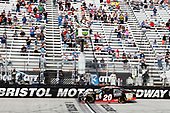 NASCAR Xfinity Series<br /> Fitzgerald Glider Kits 300<br /> Bristol Motor Speedway, Bristol, TN USA<br /> Saturday 22 April 2017<br /> Erik Jones, Reser's American Classic Toyota Camry<br /> World Copyright: Matthew T. Thacker<br /> LAT Images<br /> ref: Digital Image 17BMS1mt1378