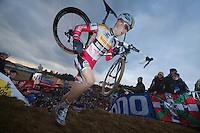 Kevin Pauwels (BEL)<br /> <br /> UCI Worldcup Heusden-Zolder Limburg 2013