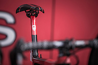 Team Cofidis bikes race ready.<br />  <br /> 78th Euro Metropole Tour 2018<br /> La Louvière – Tournai (BEL): 206km