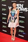 Elisa Moira  attends `Open Windows´new film premiere at Palafox Cinemas in Madrid, Spain. June 30, 2014. (ALTERPHOTOS/Victor Blanco)