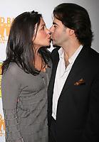 Rachel Ray & husband, 12-6-07, Photo By John Barrett/PHOTOlink