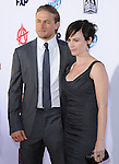 Charlie Hunnam and Maggie Siff at FX screening of Sons of Anarchy Season 6 held at Dolby Theatre in Hollywood, California on September 07,2013                                                                   Copyright 2013 Hollywood Press Agency