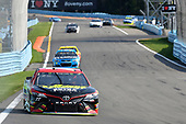 Monster Energy NASCAR Cup Series<br /> I LOVE NEW YORK 355 at The Glen<br /> Watkins Glen International, Watkins Glen, NY USA<br /> Sunday 6 August 2017<br /> Erik Jones, Furniture Row Racing, 5-hour ENERGY Extra Strength Toyota Camry, Michael McDowell, Leavine Family Racing, K-Love Radio Chevrolet SS<br /> World Copyright: John K Harrelson<br /> LAT Images