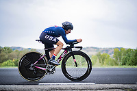 Amber Neben (USA)<br /> <br /> Women Elite Time trial from Imola to Imola (31.7km)<br /> <br /> 87th UCI Road World Championships 2020 - ITT (WC)<br /> <br /> ©kramon