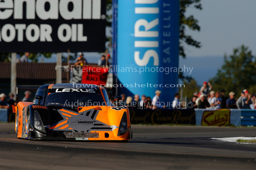 #60 Michael Shank Racing Lexus/Riley of Oswaldo Negri & Mark Patterson
