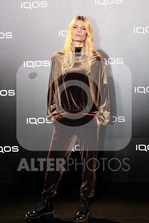 Cristina Tosio attends to IQOS3 presentation at Palacio de Cibeles in Madrid. February 10,2019. (ALTERPHOTOS/Alconada)