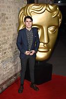 Luke Franks<br /> arriving for the BAFTA Childrens Awards 2017 at the Roundhouse, Camden, London<br /> <br /> <br /> ©Ash Knotek  D3353  26/11/2017