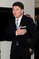 Walter Mazzarri new Fc Inter Trainer <br /> Appiano Gentile (Co) 06/06/2013 <br /> Football Calcio 2013/2014<br /> presentazione nuovo allenatore F.C. Inter <br /> foto Daniele Buffa/Image Sport/Insidefoto