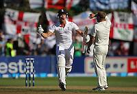 130314 International Test Cricket - NZ Black Caps v England
