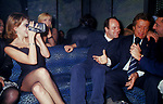 """CARLO VERDONE CON CLAUDIA GERINI E VITTORIO CECCHI GORI<br /> """"DONNA SOTTO LE STELLE"""" TRINITA' DEI MONTI ROMA 1996"""
