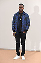 Jamaal Edwards<br /> arrives for the Burberry Menswear A/W 16 fashion show, Perks Field, Hyde Park, London<br /> <br /> <br /> ©Ash Knotek  D3064 11/01/2016