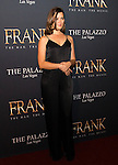 Venetian/Palazzo Red carpet arrivals for Yardbird, and Frank the Man,,arrival Actress Coti de Pablo best know a Ziva of NCIS
