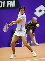 14-12-06,Rotterdam, Tennis Masters 2006, Elise Tamaela