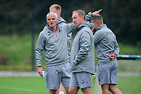 Mike Marsh, assistant first team coach for Swansea City during the Swansea City Training at The Fairwood Training Ground in Swansea, Wales, UK. Tuesday 22 September 2020