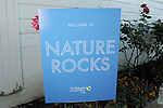 A sign outside at the Nature Conservancy's Nature Rocks  Gala at the Houston Polo Club Thursday Oct. 22,2015.(Dave Rossman photo)