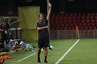Filippo Inzaghi coach of SC Benevento<br /> during the friendly football match between SC Benevento Calcio and SC Reggina 1914 at stadio Ciro Vigorito in Benevento, Italy, September 12, 2020. <br /> Photo Cesare Purini / Insidefoto