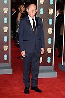 Sir Patrick Stewart<br /> arriving for the BAFTA Film Awards 2018 at the Royal Albert Hall, London<br /> <br /> <br /> ©Ash Knotek  D3381  18/02/2018