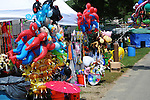 Colorful balloons at Cheshire Fair in Swanzey, New Hampshire USA