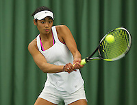 Rotterdam, The Netherlands, March 11, 2016,  TV Victoria, , NOJK 12/16 years, Dainah Cameron<br /> Photo: Tennisimages/Henk Koster