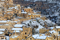 Europe,Italy,Basilicata, Matera, capital of Culture, World Heritage Site, Civita