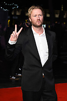 "Matt Greenhalgh<br /> arriving for the London Film Festival 2017 screening of ""Film Stars Don't Die in Liverpool"" at Odeon Leicester Square, London<br /> <br /> <br /> ©Ash Knotek  D3331  11/10/2017"