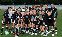 WPS All Star Team.WPS All-Star Team defeated Umea IK (Sweden) 4-2,at Anhueser Busch Soccer Park, Fenton, MO.