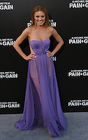 Bar Paly.  Celebrities gathered at The TCL Chinese Theatre in Hollywood to attend the Los Angeles premiere of Paramount Picture's  PAIN & GAIN on April 22, 2013.<br />