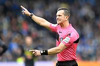 Daniele Doveri referee <br /> Ferrara 13-4-2019 Stadio Paolo Mazza Football Serie A 2018/2019 SPAL - Juventus <br /> Foto Andrea Staccioli / Insidefoto