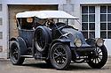 09/07/13 - PERIGUEUX - DORDOGNE - FRANCE - Essais RENAULT V1 de 1909 - Photo Jerome CHABANNE