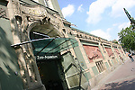 Aquarium at the Berlin Zoo.  The Berlin Zoo, built in 1844, is one of the oldest in Germany.  Berlin, Germany