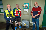 Firies First Responders are starting a recruiting mission for new volunteers on Monday night, l to r: John Harrington, Pat O'Connor and Martin O'Brien.
