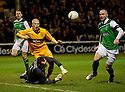 HENRIK OJAMAA BROUGHT DOWN FOR 1ST MOTHERWELL PENALTY
